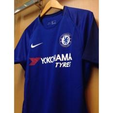 Zos - Jersey  Bola Kaos T-Shirt Bola Chelsea Home 2017 / 2018