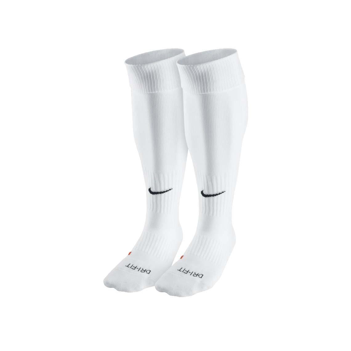 Nike Classic Kaos Kaki Olahraga Sepakbola Pria - White (Black) 663e40494b