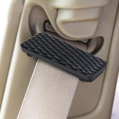 2 Pcs Universal Mobil Kendaraan Brankas Sabuk Pengaman Sumbat Klip Tali Gesper Pengunci-Internasional