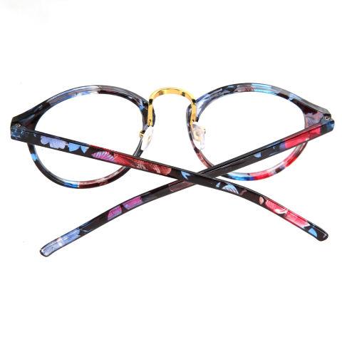 2015 Eyewear Frame Kacamata Optik Mode Membaca Kacamata Polos Onta ... e1ef65fd29
