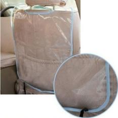 """2 PC Mobil Auto Seat Back Protector Cover Bandung Photo: """"Kick Tikar Lumpur Bersih BU-Intl"""