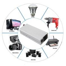 3000W Car Inverter Power Supply Charger Adapter DC12V To AC220V Transverter - intl