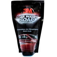 3M Car Wash Shampoo Pouch Refill size: 800 ml