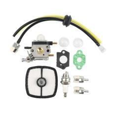 Satu Set Karburator Karbohidrat For Zama C1U-K82 Belalang Anakan 7222 7225 SV-5C/2-Intl