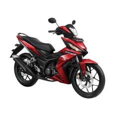 ALL NEW SUPRA GTR 150 SPORTY - SPARTAN RED KAB. WONOSOBO