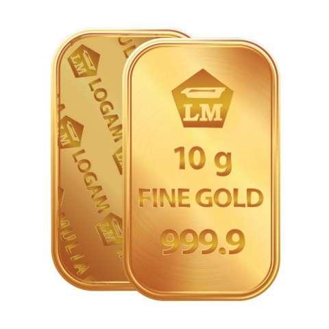 Gold Logam Mulia Emas King Halim 10 Gram Smart4k Design Ideas