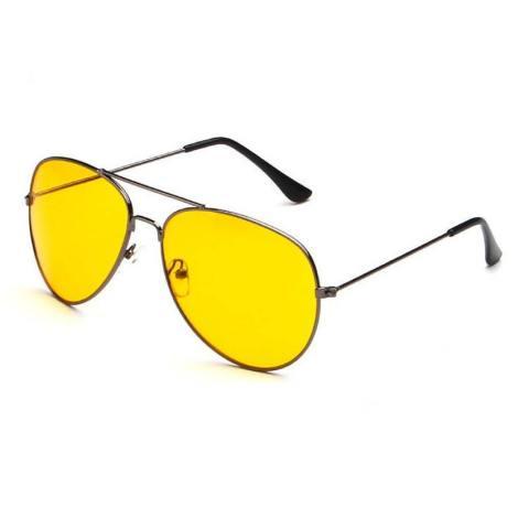 As Seen On Tv Night View Glasses Kacamata Malam Anti Silau Terang Di Malam Hari