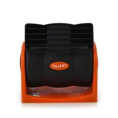 Auto Fan 24 V Mobil Truk AC Fan Adjustable Kecepatan Blower Diam Cooler Orange-Intl