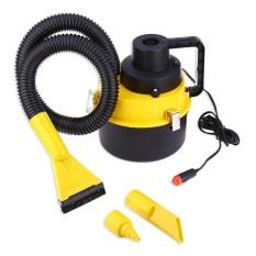 Automobile Cleaner 12V Large Capacity Air Inflation Three Sucker  - intl