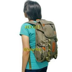 Backpack Laptop Wanita Berkualitas Expley EX 003 Tas Ransel Notebook