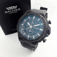 Balmer Original BL7947 - Jam Tangan Casual Pria - Leather Strap - Chronograph Mode