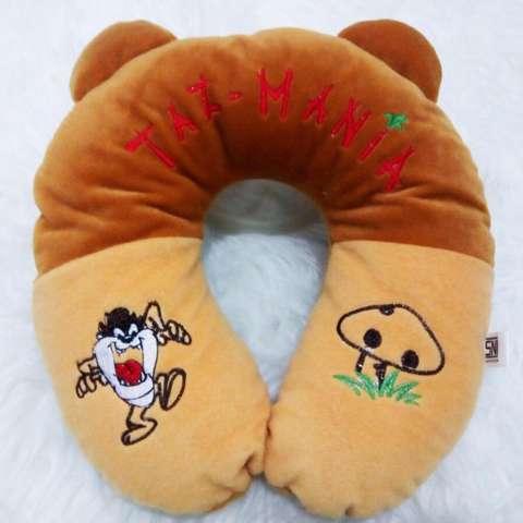 Bantal Leher Karakter Frozen Little Pony Travel Pillow Neck Pillow