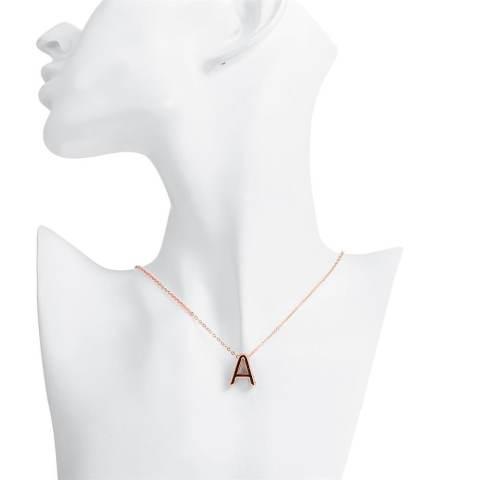 Bella & Co. Necklace BKN016 Aksesoris Perhiasan Kalung Lapis Emas
