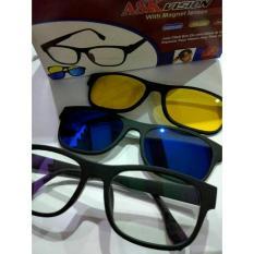 BEST SELLER!!Magic Vision 3 In 1 kacamata HD Vision Magnet