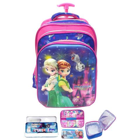 List Harga Tas Anak Frozen Terbaru Daftar Harga Fashion Terbaik Source · IMPORT Lunch Bag Aluminium Source BGC Disney Frozen Fever Elsa