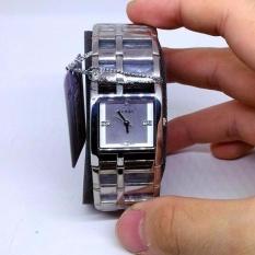 BONIA Original Jam Tangan Wanita B733-2317 Silver
