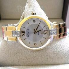 BONIA Original Jam Tangan Wanita BNB10274-2213 Gold