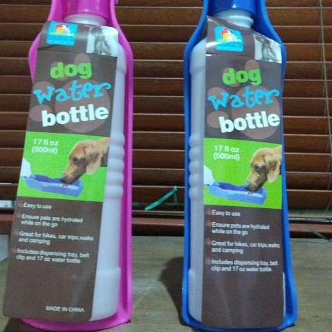 Botol Minum Portable Hewan Anjing Kucing 250 ml