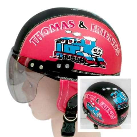 ... 7 sampai 10 tahun Motif Pilot Frozen Terbaru. Source · Broico Helm Anak Chip/retro/sincan lucu usia 1 - 5 tahun Motif Thomas