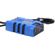Car Auto Power Inverter 120W DC 12V to AC 110V Charger USB Port US Plug Portable - intl