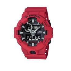 Casio G-Shock GA-700-4ADR Jam Tangan Pria - Red