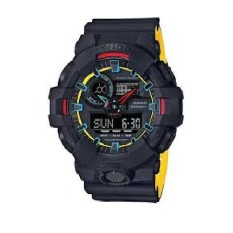 Casio G-Shock GA-700SE-1A9 Layered Neon Special Edition Jam Tangan Pria - Multicolor