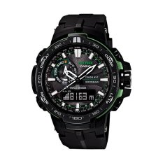 Casio Jam Tangan Pria Protrek PRW-6000Y-1ADR - Hitam Hijau