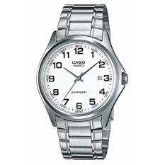CASIO MTP-1183A-7BDF - Jam Tangan Pria - Bahan Tali Stainless Steel - Silver