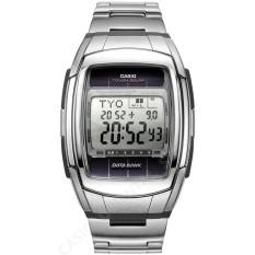 Casio Watch Digital Watch Mens Luxury Quartz Watch Men Sport Military relogio masculino steel band 5 bar waterproof DB-E30-1A - intl
