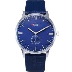 CoCoXi Men Watch Daytona Montre Homme Waches Luxury Bluecasualquartz Watch Men(Blue) - intl