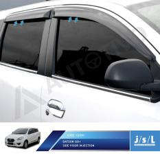 Datsun GO  Talang Air Injection/Side Visor Injection/Aksesoris Datsun
