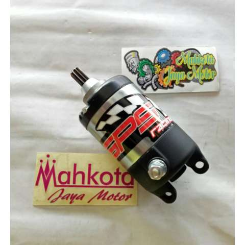 Shock Tabung Atas Motor For Yamaha Aerox Scarlet 7423 - Black Online.
