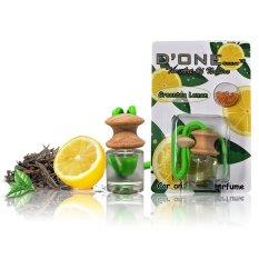 D'one Parfum Mobil / Pengharum Ruangan / Aksesoris Mobil / Parfum Gantung Unik Aroma Greentea Lemon