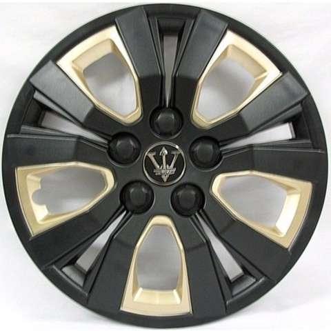 Dop Roda Mobil WA3-1GL-13 Inch - Black-Gold - Sport Wheel