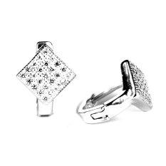 Dparis Square Flops Earrings