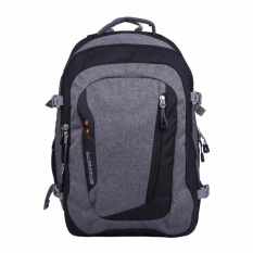 Eiger Tas Laptop Pria Andesite 01 - Hitam