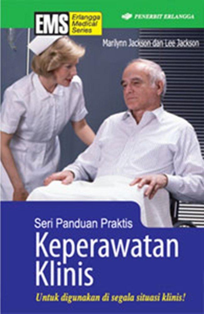 Erlangga Soft Cover Buku Biru - Seri Panduan Praktis : Keperawatan Klinis : Marilyn Jackson