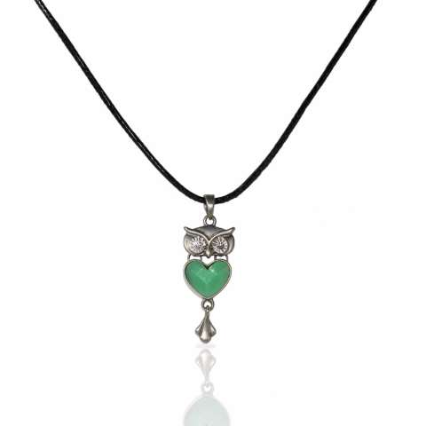 Kalung Eyo Jewelry Sns 113012 silver elevenia Source · Eyo Jewelry Kalung Hitam SNS 007