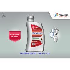 FASTRON DIESEL 15W-40 API CI-4 [1 Liter] (TERMASUK SERVIS)