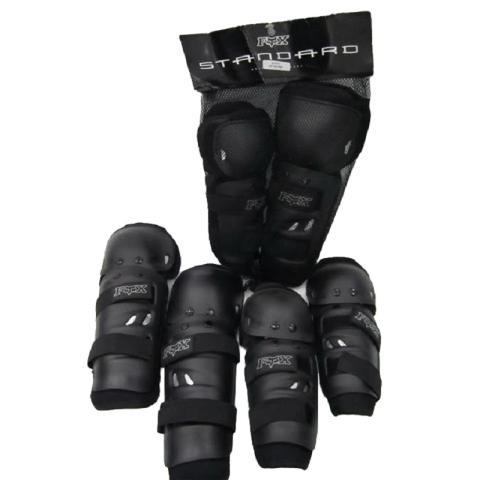 RajaMotor DKR6138 Fox Motocross Hitam Decker Pelindung Lutut dan Siku. Source ·