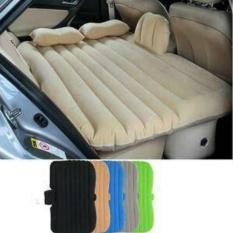 Fthree Kasur Mobil Matras Mobil Kasur Angin Anak Mobil Outdoor Indoor Car Matress - Cream