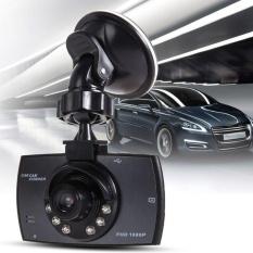 G-sensor Night Vision Perekam HD Car Motion Detection Cycle Camera Camcorder-Intl