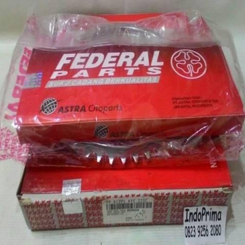 Federal Perawatan Motor Oli Mesin Supreme Flick Matic 10W30 0.8 L - Silver. Source ·