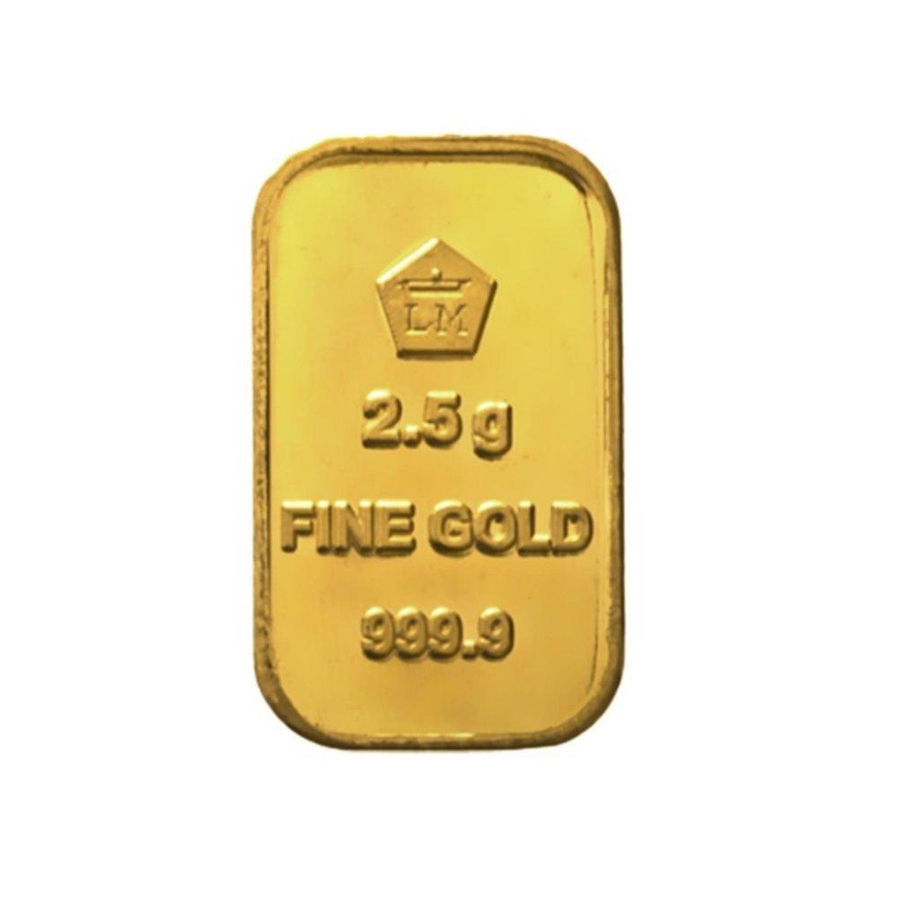 Jual Murah Gold Logam Mulia Lm Sertifikat Asli Antam 25 Gram Emas