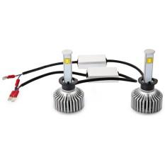 H1-6000 K X7 LED Lampu Depan Umbi Semua-Dalam-Satu Konversi Perlengkapan-Internasional