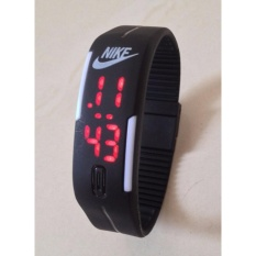 Hanifah store - Gelang Jam Tangan LED Sporty Dan Gaul