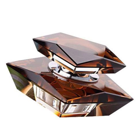 HUADE Kelas Tinggi Elegan K9 Crystal Auto Car Perfume Seat Home Menghias AIR FRESHENER Botol Anti-slip Mat Tidak Parfum-Intl 3
