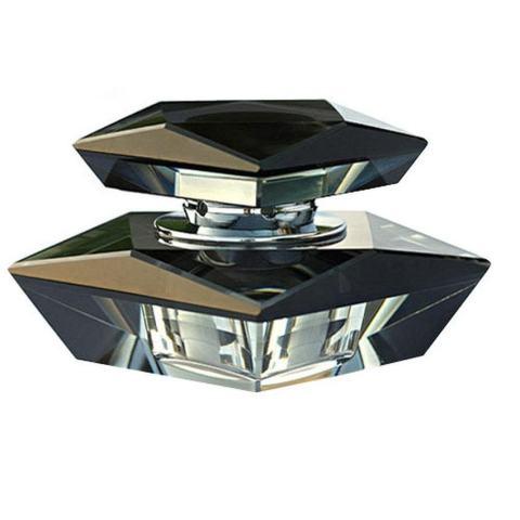 HUADE Kelas Tinggi Elegan K9 Crystal Auto Car Perfume Seat Home Menghias AIR FRESHENER Botol Anti-slip Mat Tidak Parfum-Intl 2