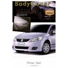 Impreza Body Cover Mobil Suzuki Baleno - Grey/selimut mobil/pelindung mobil