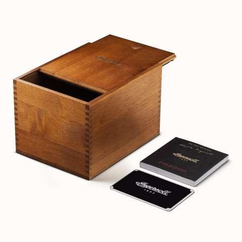 INGERSOLL I01501 - The Hatton - Chronograph - Jam Tangan Pria - Bahan Tali Leather - Coklat 4